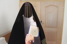 The really invisible Saudi woman