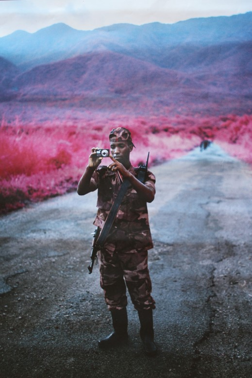 Richard Mosse Poster